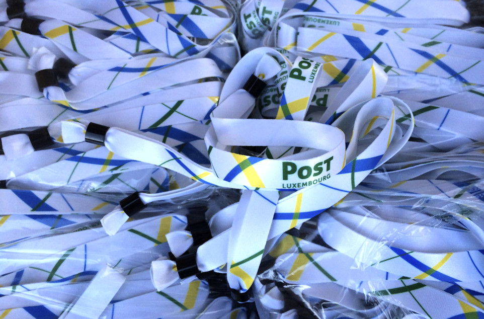 Lanyards Post Luxembourg