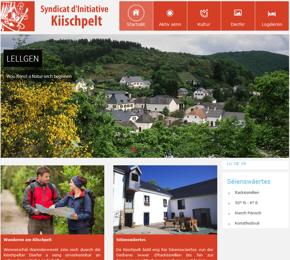 Syndicat d'Initiative Kiischpelt